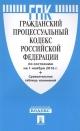 Гражданский процессуальный кодекс РФ на 01.11.16 с таблицей изменений